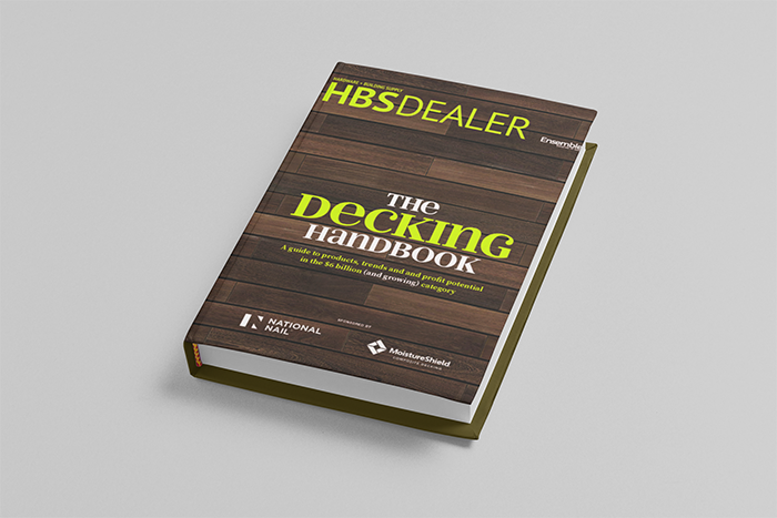 HBS Dealer 2020 Decking Handbook